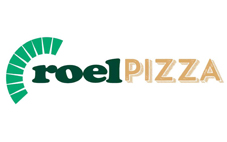 logo roel pizza