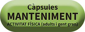 capsula manteniment amb text